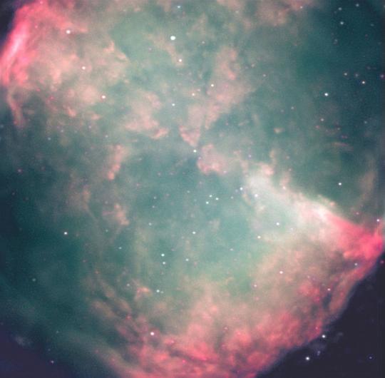 M27: Dumbbell Nebula