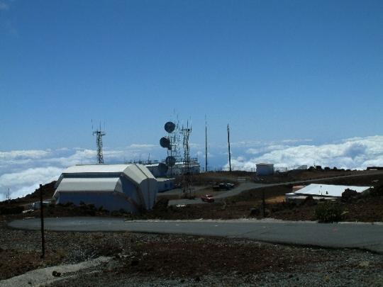 FTN Observatory Site : Haleakala