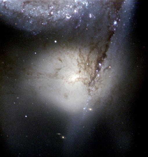 NGC 5195 : Companion of M51